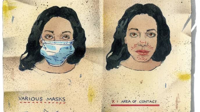 Maskne Is the New Acne, & Here's What Is Causing It