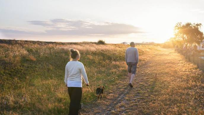 Pick Up the Pace! Slow Walkers 4x More Likely to Die from COVID-19, Study Finds