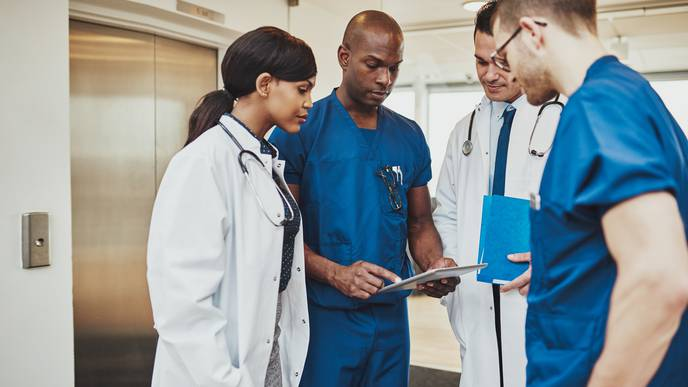 AHA Urges Caution in Putting Med Students on the Front Line