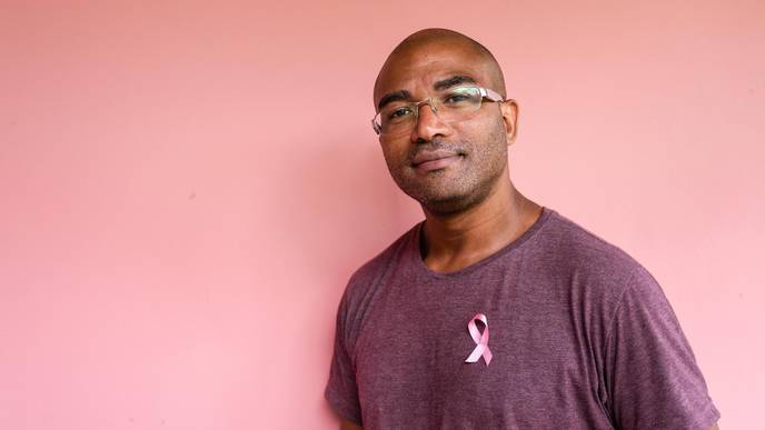 Many Male Breast Cancers Diagnosed Late