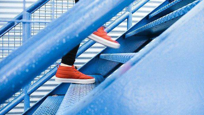 Study Suggests Stair Climbing Offers Cardiovascular, Muscular Benefits for Heart Patients