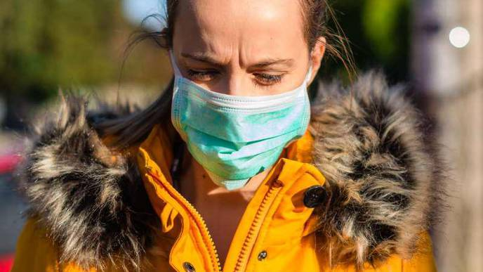 Facemasks Could Increase Risk of Infection If Not Properly Worn