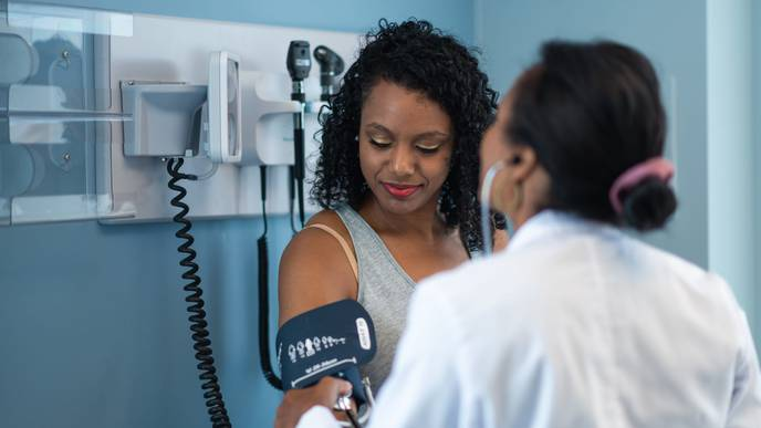 Using a Cardiovascular Risk Screening Tool in Women During Routine Gynecology Visits