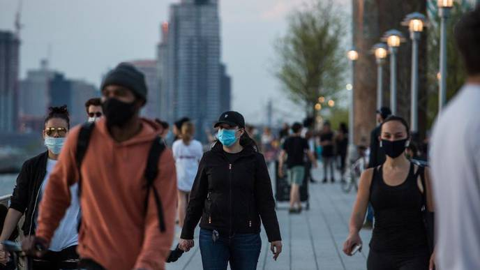 Wearing a Mask Is a Sign of Mutual Respect During the COVID-19 Pandemic