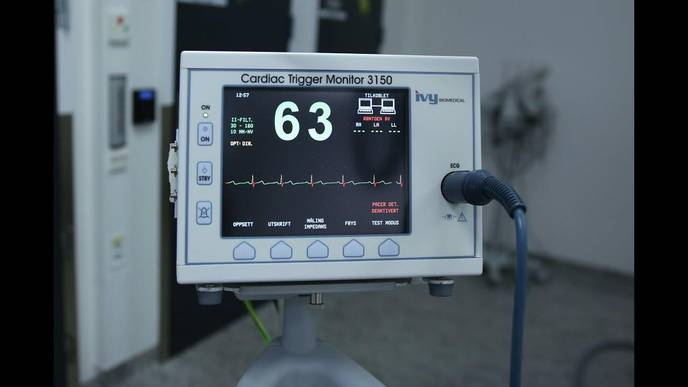 Machine Learning Tool Gives Early Warning of Cardiac Issues in COVID-19 Patients