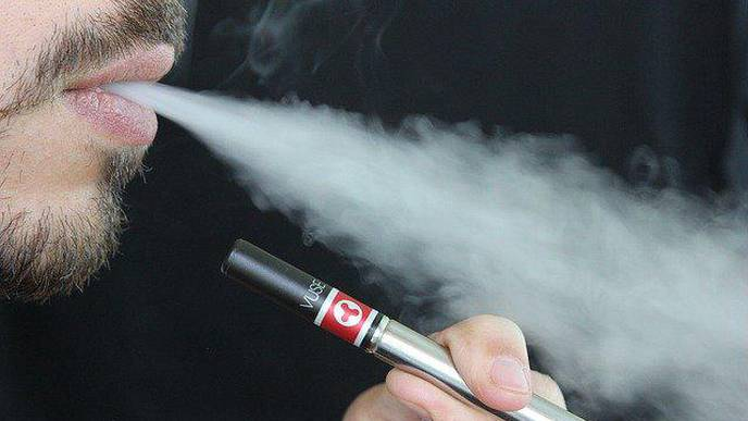 E-Cigarette Users at High Bladder Cancer Risk