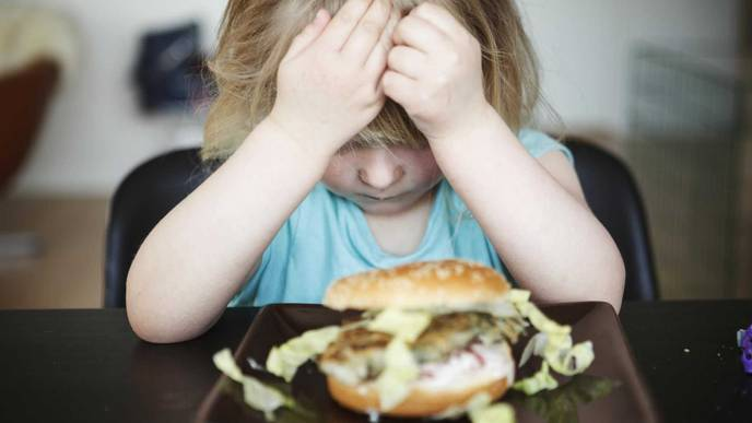 Children May Not Always Grow Out of Picky Eating