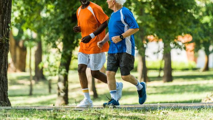Healthy Lifestyle Helps You Live Longer Even With Chronic Conditions