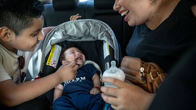 Latinas Comprise Disproportionate Share of COVID-19 Cases Among Pregnant Women