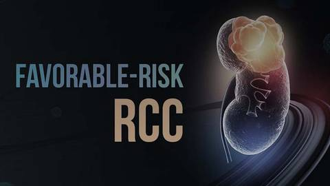 RCC Treatment Strategies in a Favorable-Risk Patient