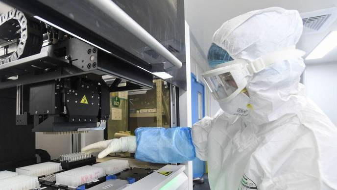 UK Releases Coronavirus May Have Accidentally Leaked from a Chinese Lab
